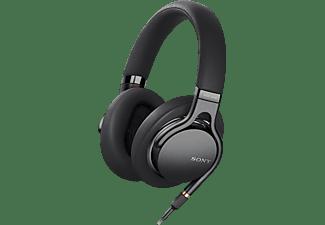 SONY MDR-1AM2, On-ear Kopfhörer Schwarz