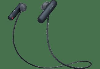 SONY WI-SP500, In-ear Kopfhörer Bluetooth Schwarz