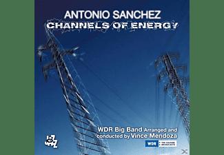 Antonio Sanchez - Channels Of Energy  - (CD)