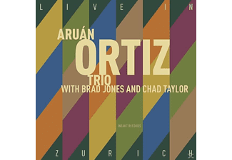 Aruan Ortiz Trio - Live In Zürich  - (CD)