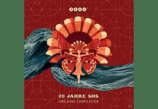 VARIOUS - 20 Jahre SOS-Jubiläums Compilation  - (CD)