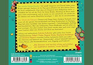 Alice Pantermüller - Mein Lotta-Leben Box (Folge 9+10)  - (CD)