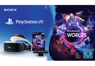 SONY PS VR + VR Worlds + PS4 Camera