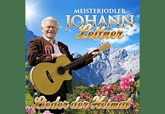 Meisterjodler Johann Leitner - Lieder der Heimat  - (CD)