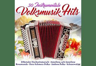 VARIOUS - 30 instrumentale Volksmusik Hi  - (CD)