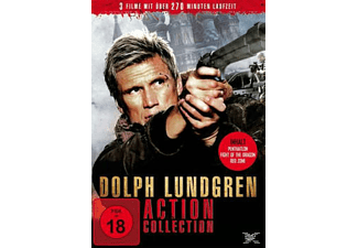Dolph Lundgren-Action Collection DVD