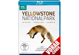 Yellowstone Nationalpark Blu-ray
