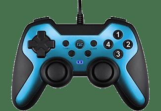 READY2MUSIC Bryntrox Wired Controller blau für PlayStation 3, PC