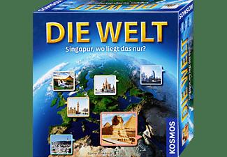 KOSMOS Die Welt - Singapur, wo liegt das nur? Familienspiel