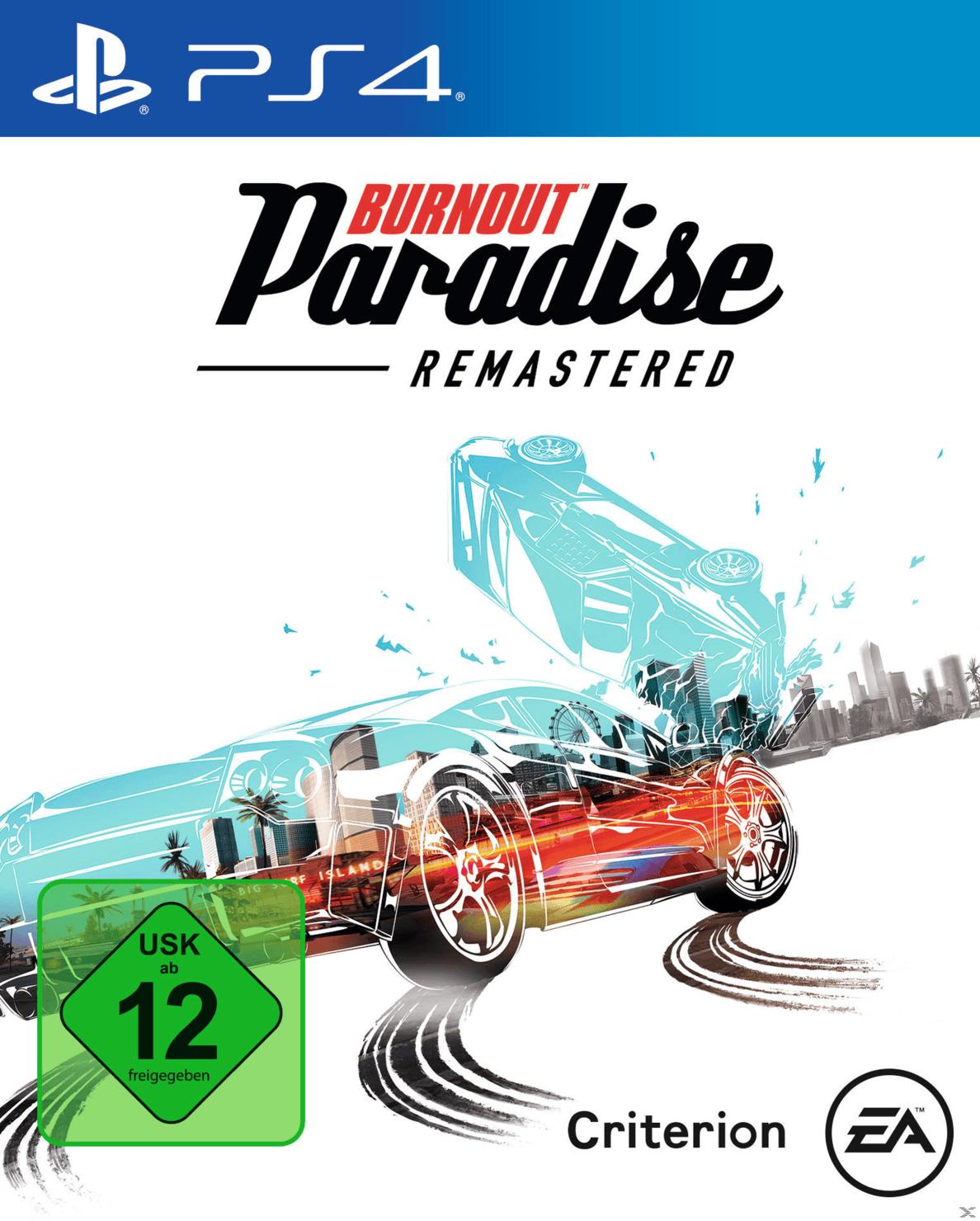 Burnout Paradise (Remastered) für PlayStation 4