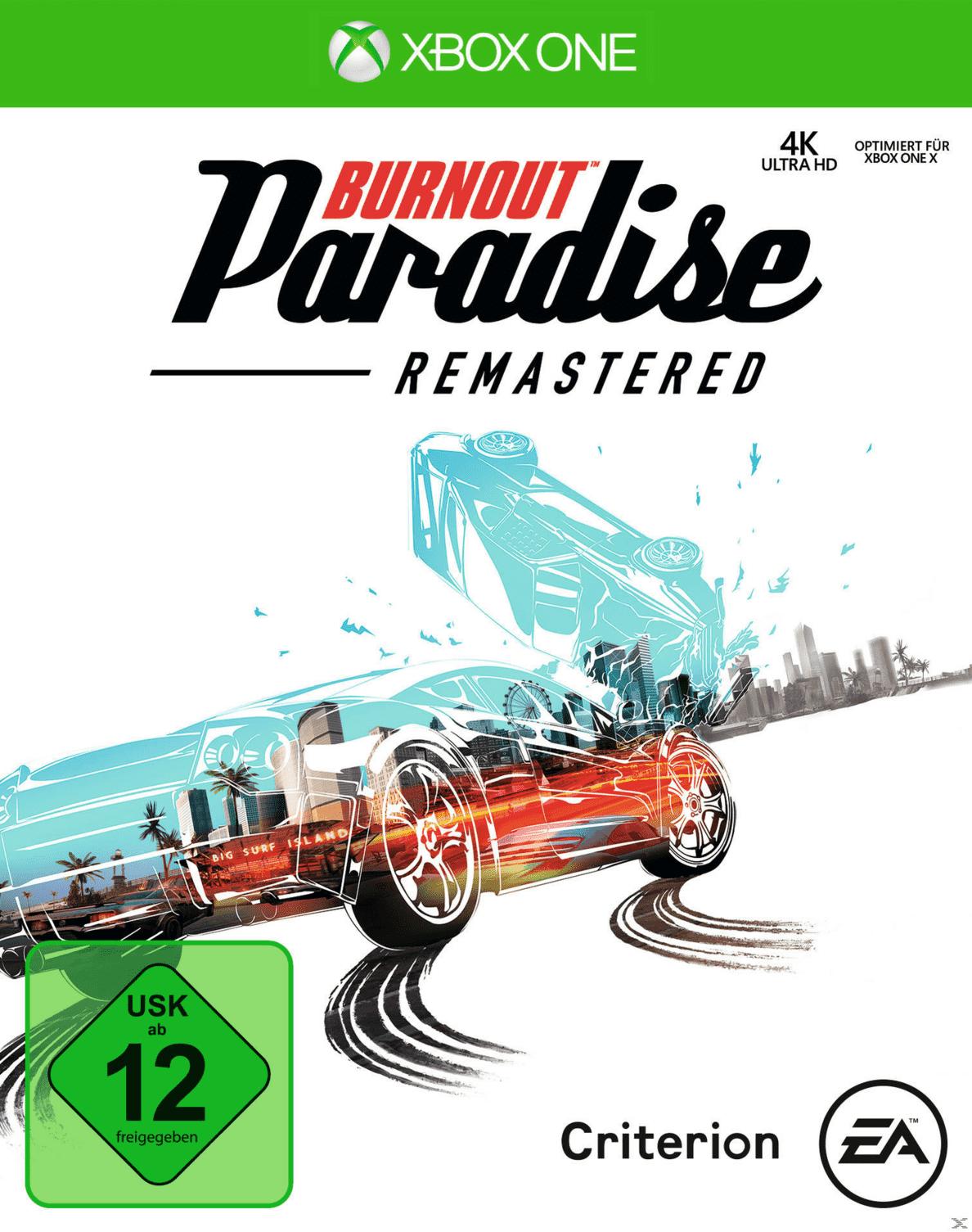 Burnout Paradise (Remastered) für Xbox One