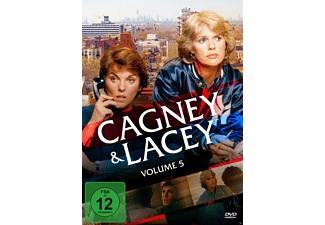 Cagney & Lacey - Volume 5 - (DVD)