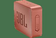 JBL GO2 Bluetooth Lautsprecher, Cinnamon, Wasserfest