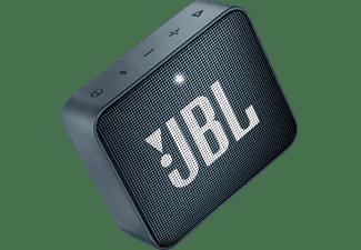 JBL GO2 Bluetooth Lautsprecher, Navy, Wasserfest