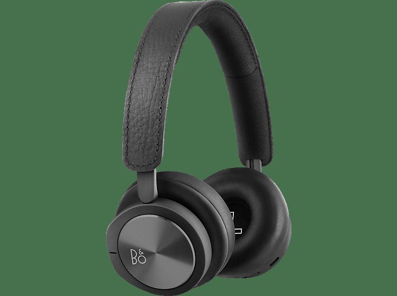 Bang & Olufsen PLAY H8I, On-ear Kopfhörer Bluetooth Schwarz