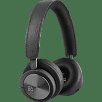 B&O PLAY H8I, On-ear Kopfhörer Bluetooth Schwarz