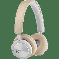 B&O PLAY H8I, On-ear Kopfhörer Bluetooth Natural
