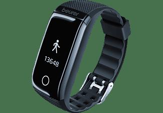 BEURER AS 97 Aktivitätssensor mit App-Anbindung via Bluetooth®, Aktivitätssensor, Schwarz