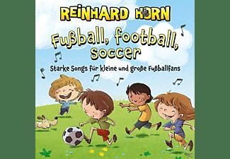 Reinhard Horn - FUSSBALL FOOTBALL SOCCER  - (CD)
