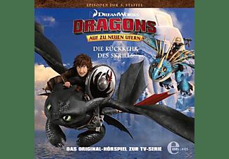 Dragons-auf Zu Neuen Ufern - 031 - RÜCKKEHR DER SKRILLS  - (CD)