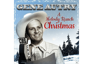 Gene Autry - A Melody Ranch Christmas - (CD)