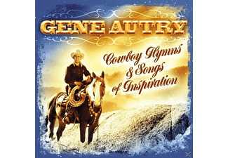 Gene Autry - Cowboy Hymns & Songs of Inspiration - (CD)