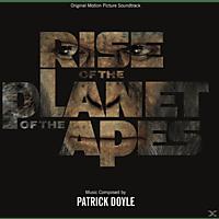 Doyle Patrick - Planet der Affen: Prevolution (Rise of the Planet [CD]