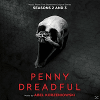 Abel Korzeniowski - Penny Dreadful-Season 2 & 3 [CD]
