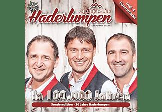 Zillertaler Haderlumpen - In 100.000 Jahren-Sonderedit  - (CD)