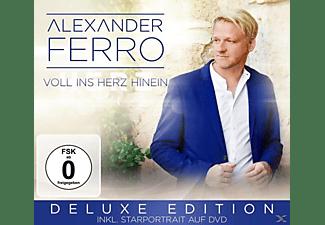 Alexander Ferro - Voll ins Herz hinein-Deluxe  - (CD + DVD Video)