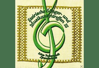 Sumt Diverse Interpreten - Steir.Sänger-& Musikantentreffen 15  - (CD)