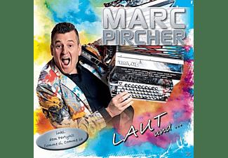 Marc Pircher - Laut und leise  - (CD)