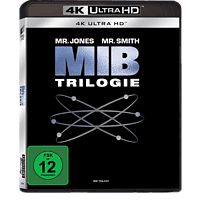 Men in Black - Trilogie [4K Ultra HD Blu-ray]