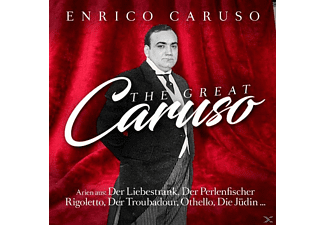 Enrico Caruso - The Great Caruso - (CD)