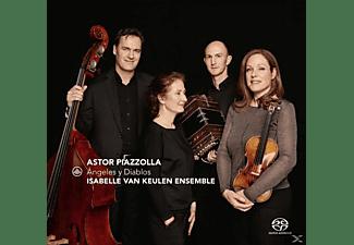 Isabelle Van Keulen Ensemble - Angeles Y Diablos  - (SACD Hybrid)