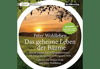 Wohlleben,Peter/Roth,Roman - Das geheime Leben der Bäume  - (MP3-CD)