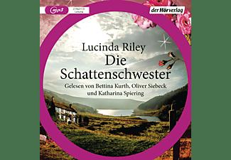 Kabst, Simone / Siebeck, Oliver / Dieks, Sinja - Die Schattenschwester  - (MP3-CD)