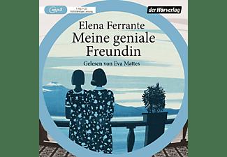 Eva Mattes - Meine geniale Freundin  - (MP3-CD)