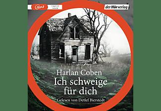 Detlef Bierstedt - Ich schweige für dich  - (MP3-CD)