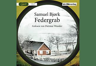 Dietmar Wunder - Federgrab  - (MP3-CD)