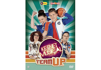 Ketnet Musical: Team U.P.! - DVD