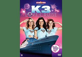 K3 Love Cruise - DVD