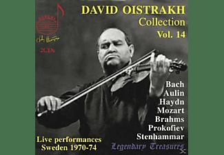 David Oistrakh - David Oistrakh Collection   Legendary Treasures Vo  - (CD)
