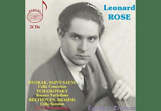 Leonard Rose - Leonard Rose | Legendary Treasures  - (CD)