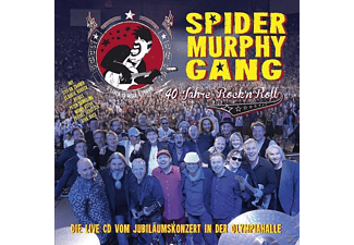 Spider Murphy Gang - 40 Jahre Rock'n'Roll  - (DVD)