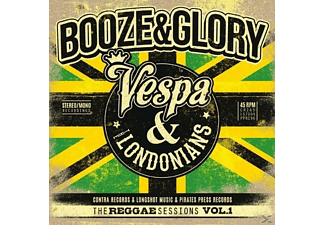 Booze & Glory - Vespa & Londonians-The Reggae Session Vol.1  - (Vinyl)