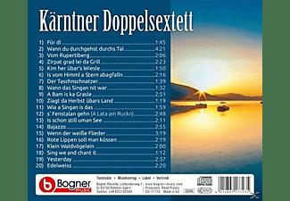 Kärntner Doppelsextett - Für Di sing' i a Liadle  - (CD)