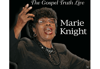Marie Knight - The Gospel Turth Live  - (CD)