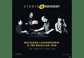 Wolfgang & The Brazilian Trio Lackerschmid - Studio Konzert [180g Vinyl Limited Edition]  - (Vinyl)