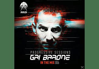 Gai Barone - In The Mix 006-Progressive Sessions  - (CD)